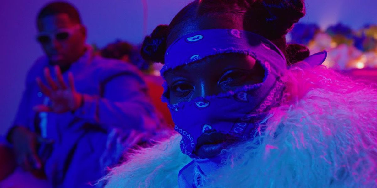 Get Your 'Insecure' Fix with Leikeli47's New 'Attitude' Video