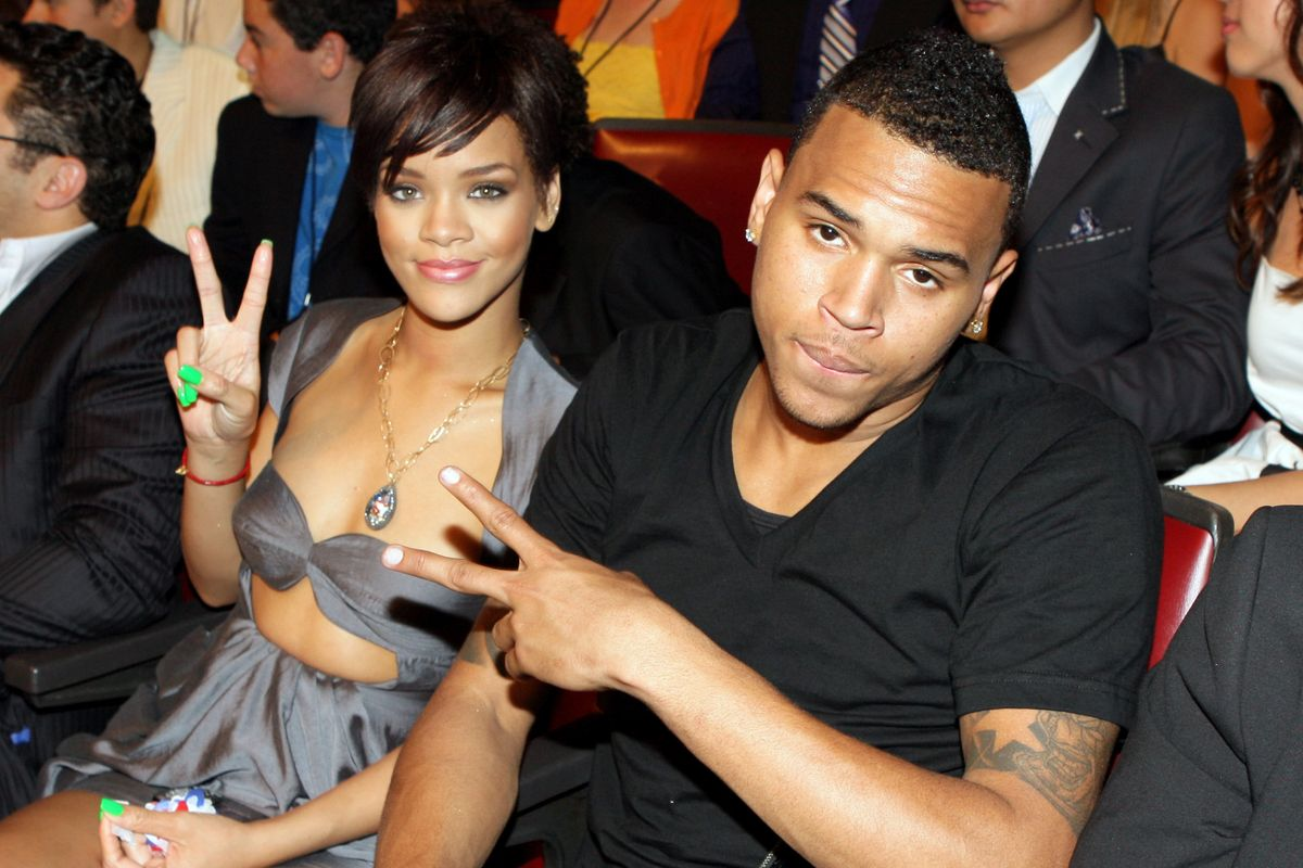 Chris Brown's Birthday Message to Rihanna Is Not Welcome