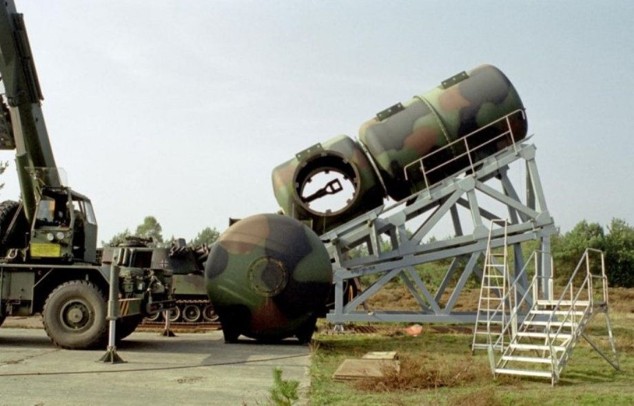 This is what a silencer for howitzers looks like - We Are