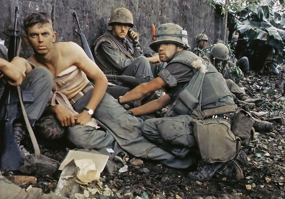 These 3 snipers had more kills than Carlos Hathcock in Vietnam