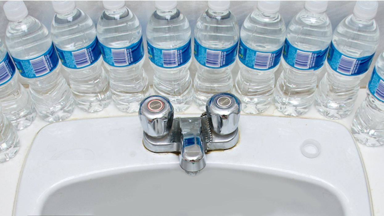 Report: 64% of Bottled Water Is Tap Water, Costs 2000x More