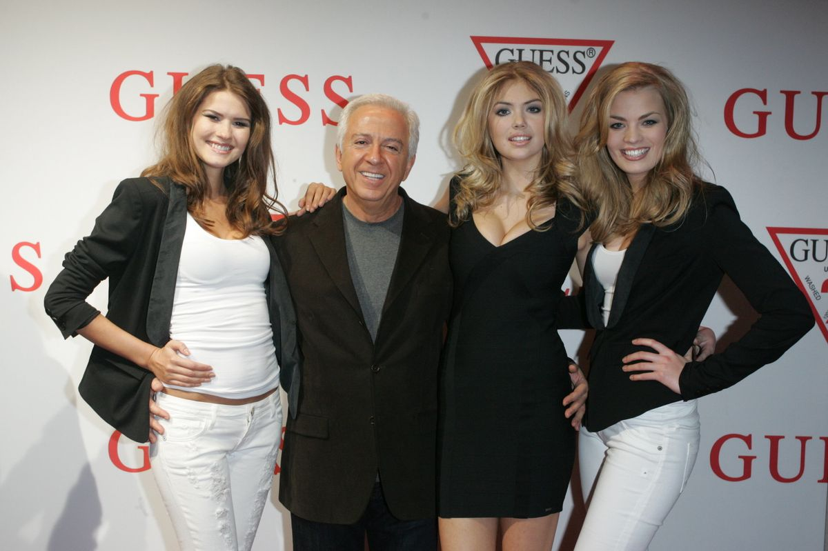 Guess Co-Founder Steps Down After Kate Upton's Sexual Abuse Claims