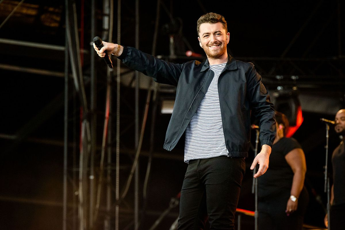 The Psychology Behind Listening To Sam Smith's Music