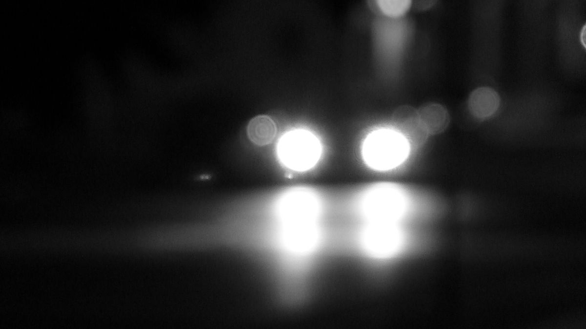 Light In The Dark; A Poem