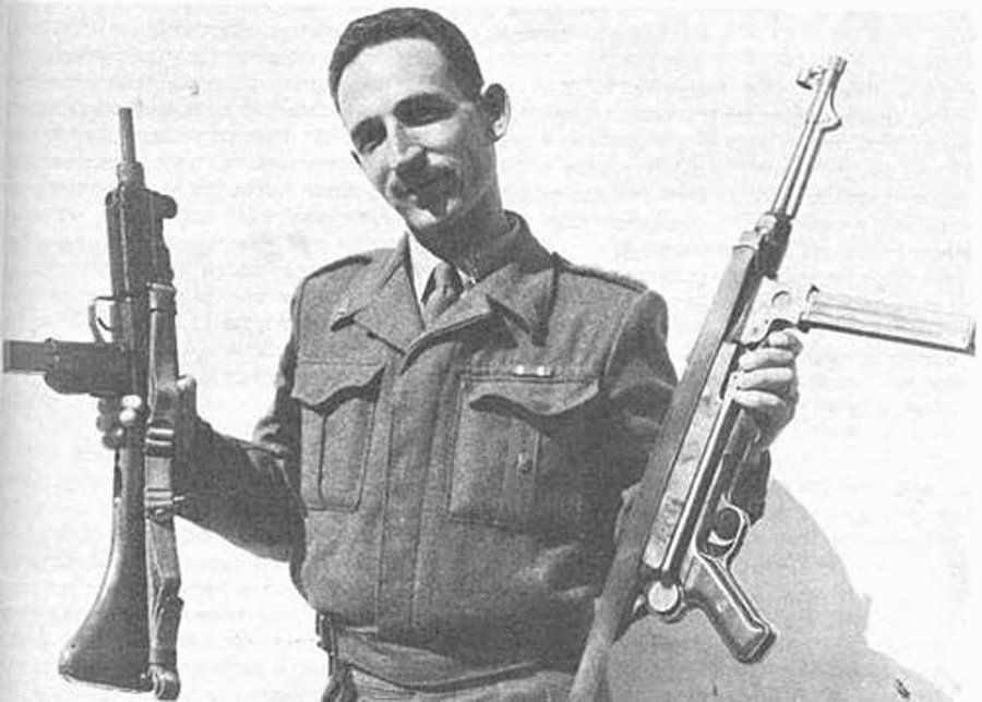 11 facts about the legendary Uzi submachine gun - We Are The