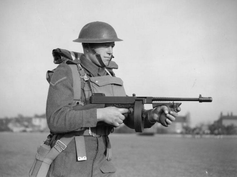The Tommy Gun lived up to its original name: The Annihilator