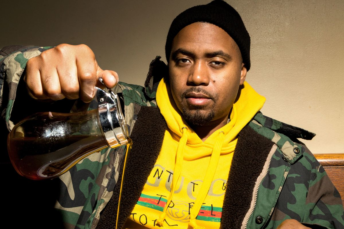 Nas Returns to His Roots with Sweet Chick