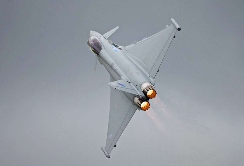 This is who wins in a dogfight between the French Rafale and