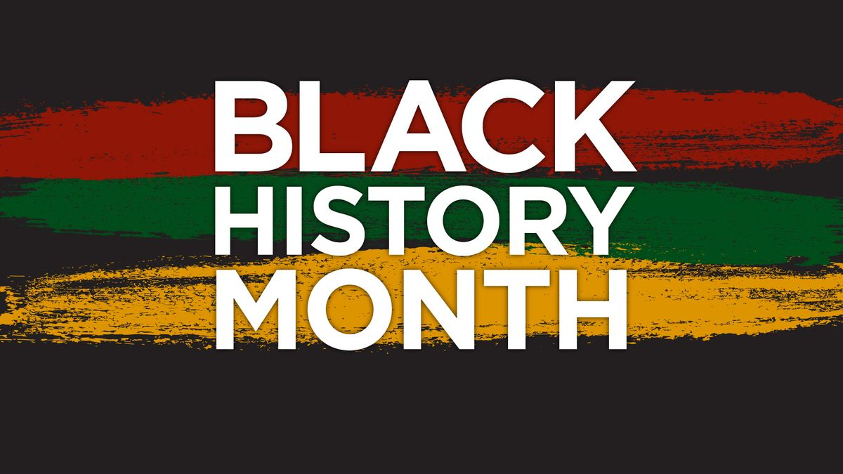 Yes, there's a Black History Month and not a White History Month