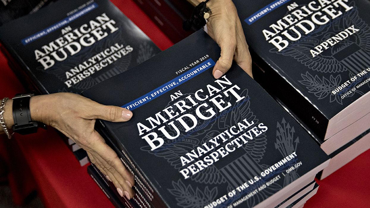 While Exploding Military Spending, Trump Budget Eviscerates Funding for EPA, Healthcare and More