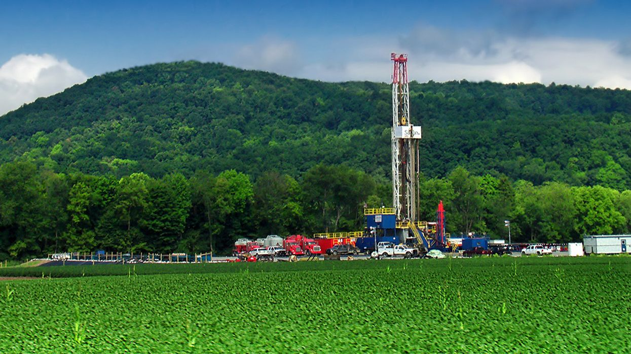 How to Reduce Methane Emissions From the Oil and Gas Industry Across North America