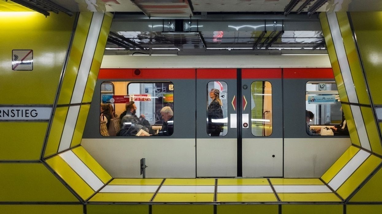 Germany Considers Free Public Transport to Fight Air Pollution