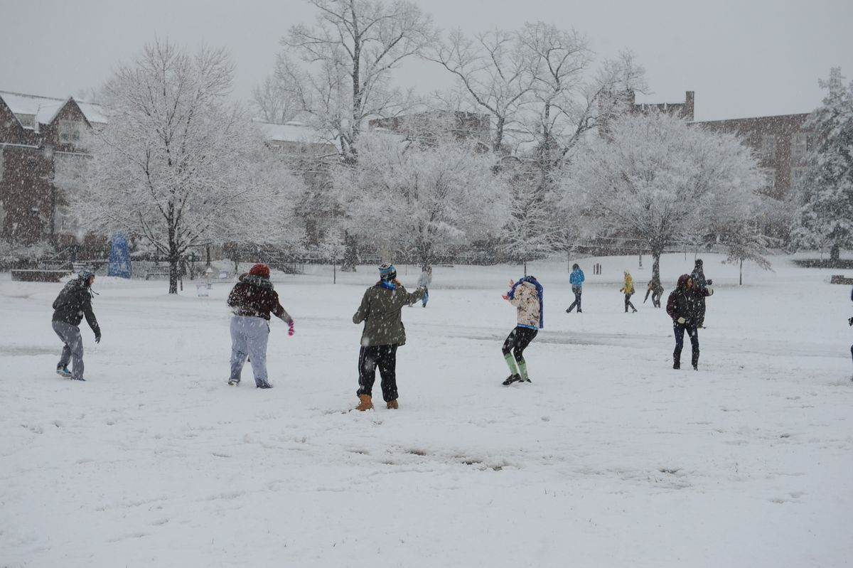 10 Reasons Snow Days Are the Best In College