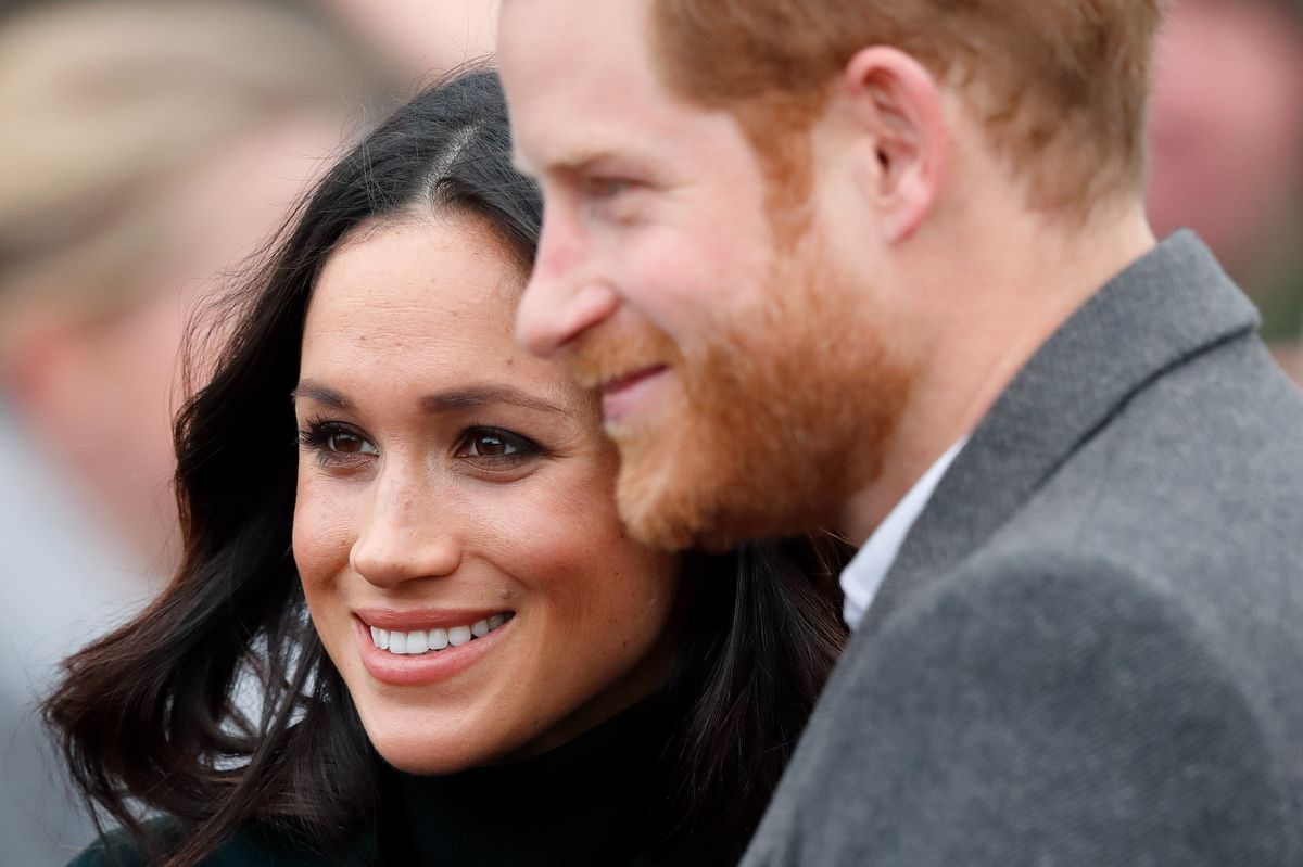 Kids Sang Ed Sheeran's 'Perfect' To Prince Harry and Meghan Markle