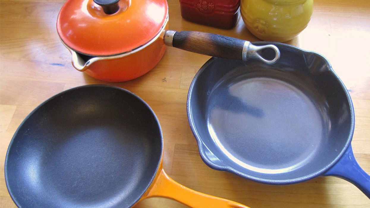 Non-Stick Chemicals Used in Pans, Food Wrappers Linked to Weight Gain