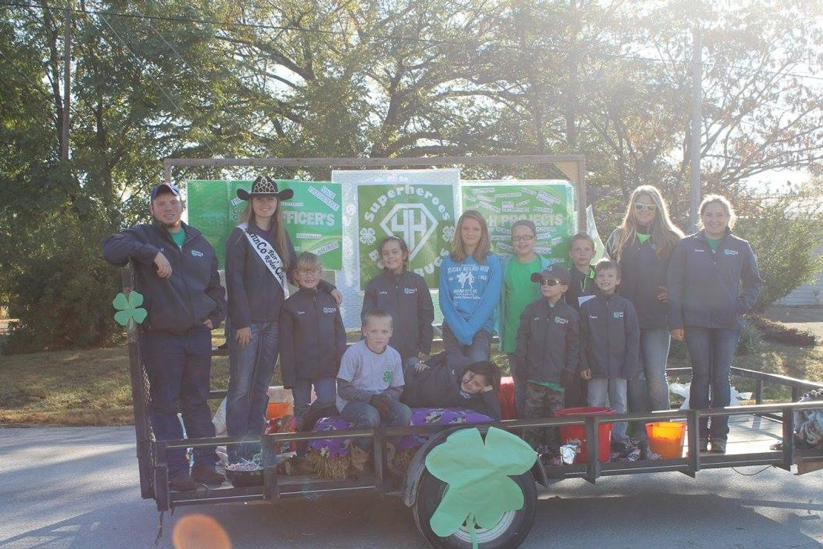 How 4-H Changed Me And Basically Decided My Future