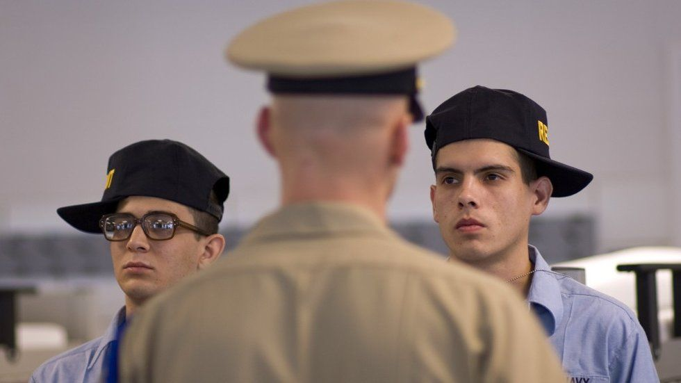 9 WTF? questions Navy recruits have at boot camp - Americas