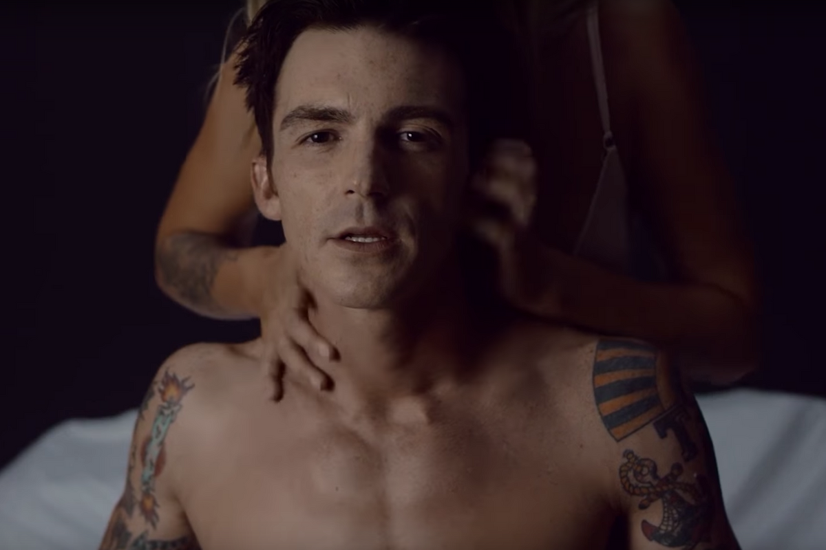 Drake Bell Has Become a Walking Thirst Trap