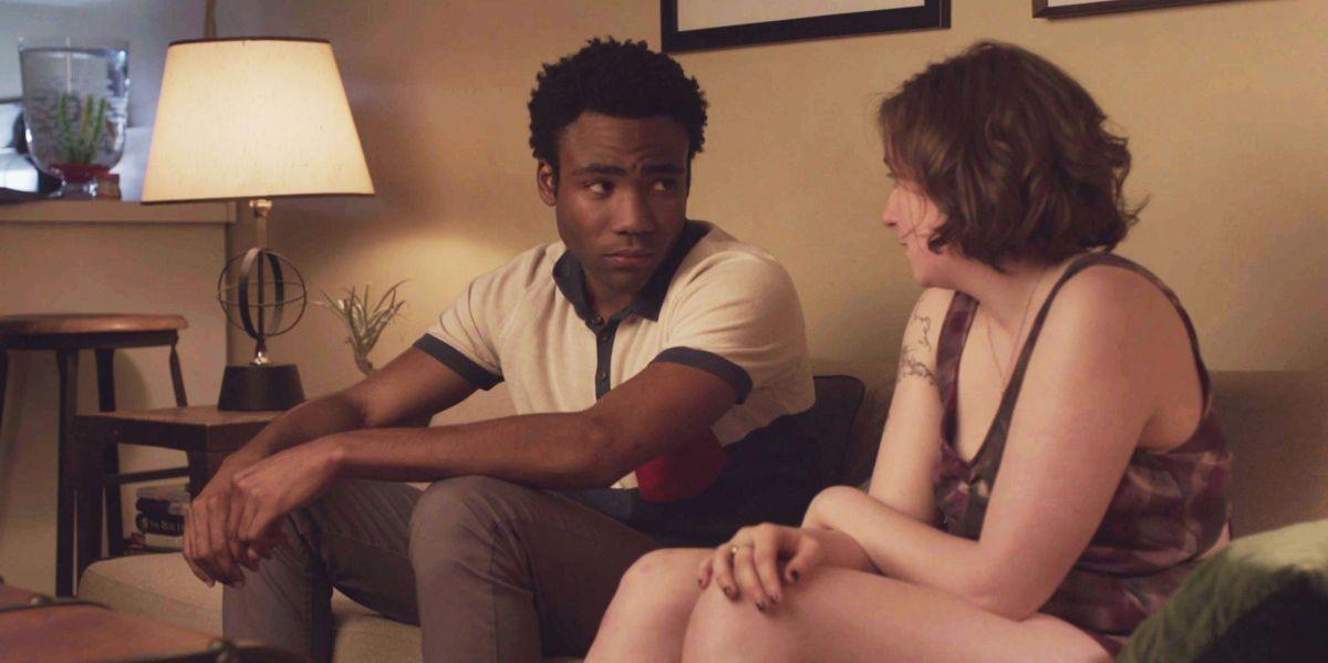 Lena Dunham Reveals Donald Glover Felt Tokenized On 'Girls'