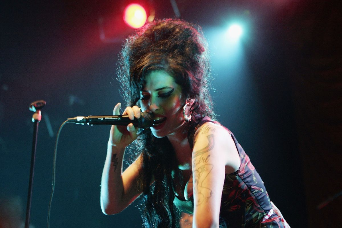 A Rare, Lost Amy Winehouse Demo Has Resurfaced