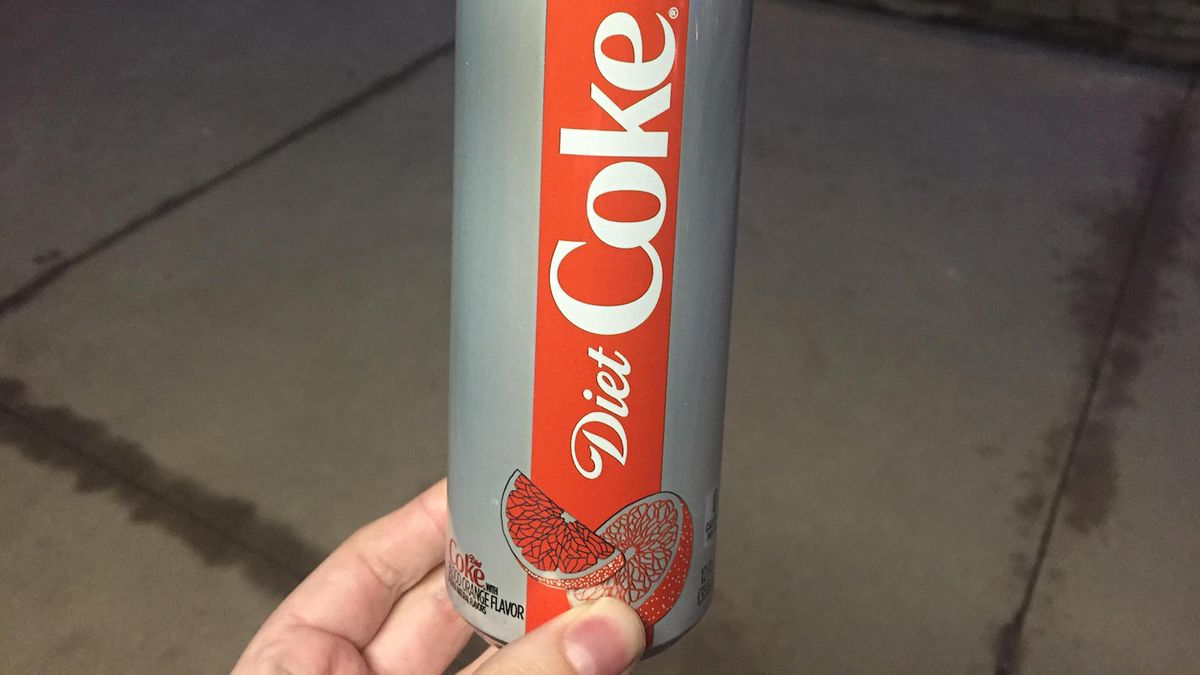 I Tried Those New Diet Coke Flavors You Keep Seeing On TV And Here's The Word