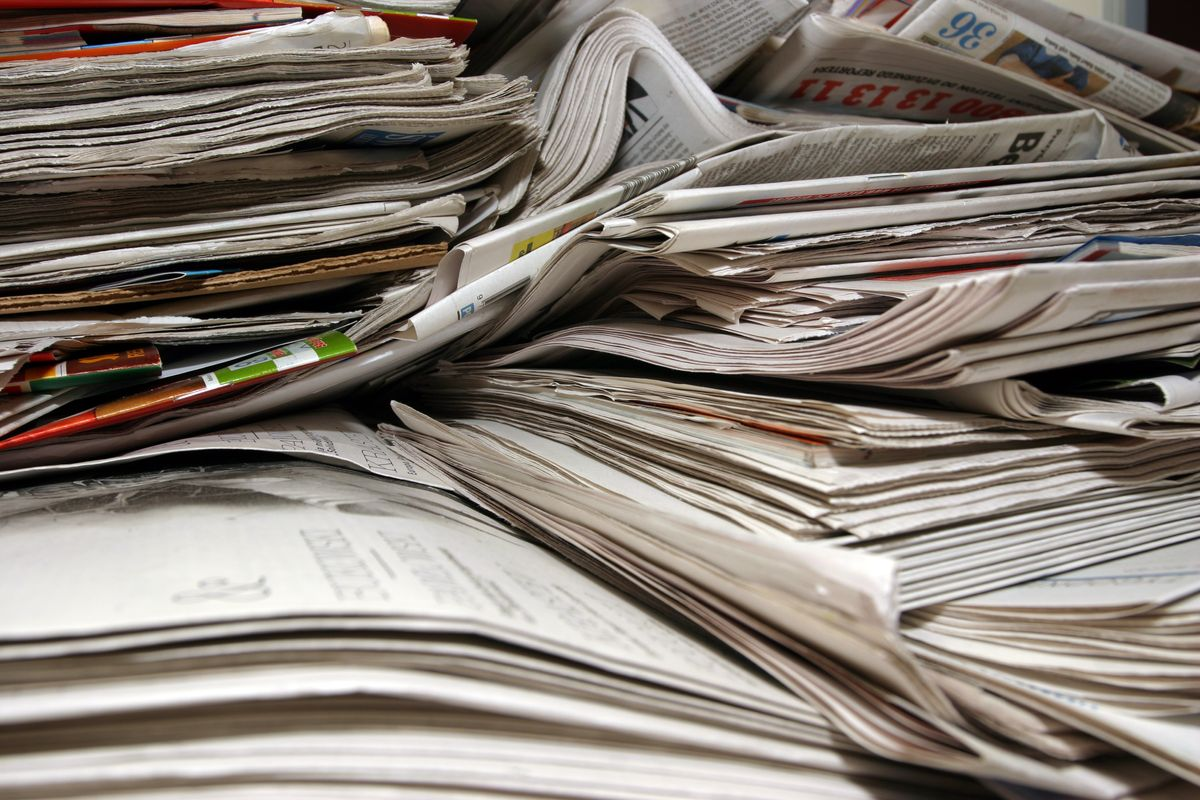 Skip the Sunday Paper and Help the Planet
