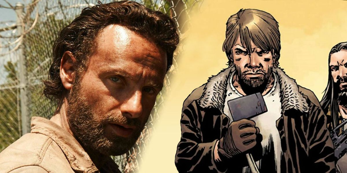 The Walking Dead: 9 Reasons You Need To Read The Comics
