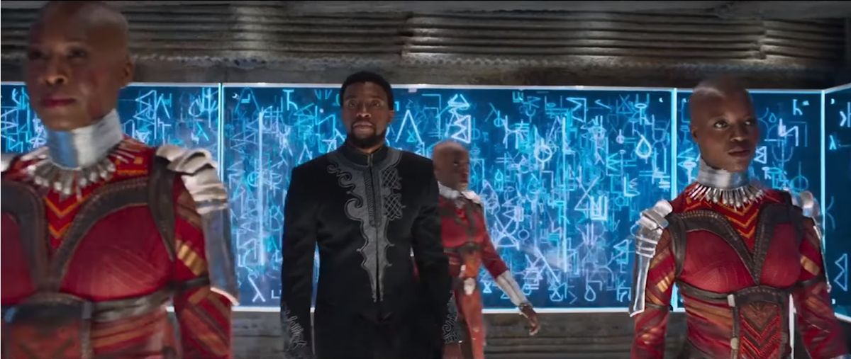 Black Panther: The Not-So-Diverse Part Of A Different Story