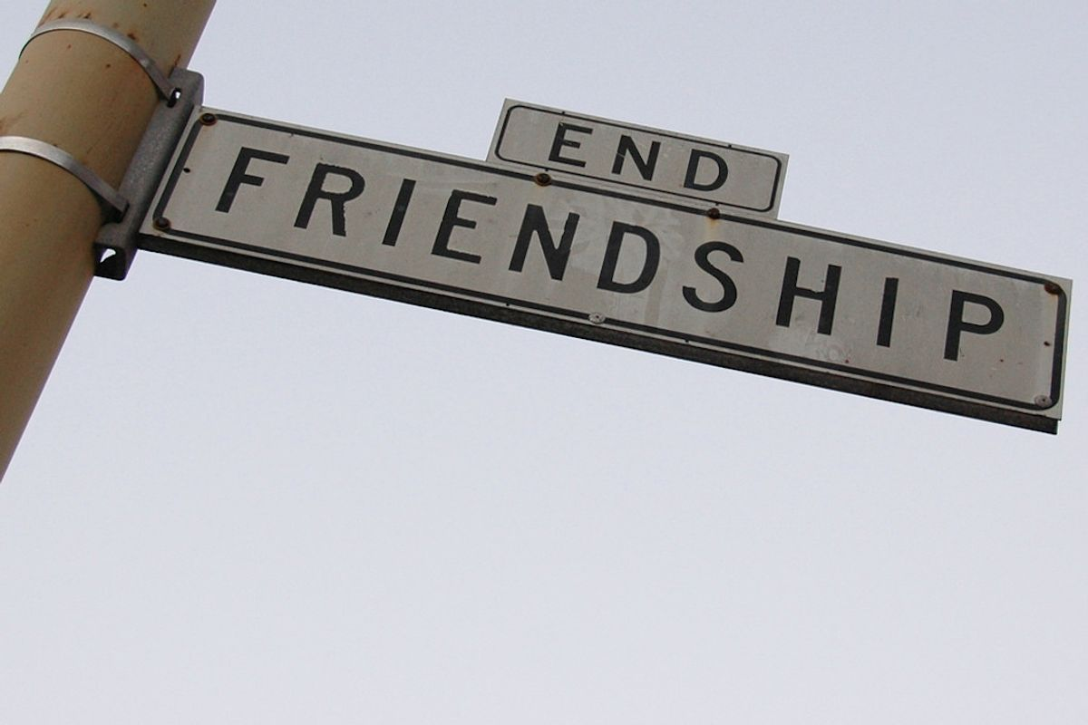 6 Friends You Need To Drop NOW