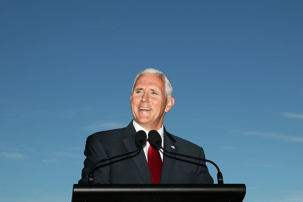 Mike Pence Treats Abortion Like a Trending Topic