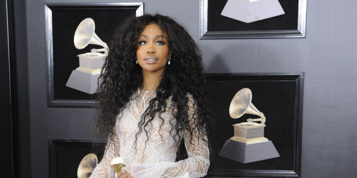 SZA Was 'Mad as Hell' She Didn't Win a Grammy