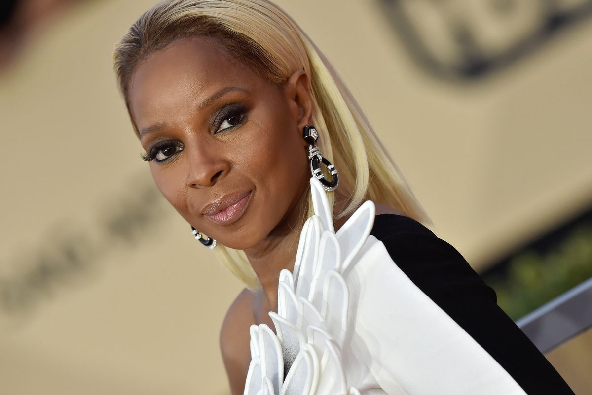 Celebrating Mary J. Blige, Despite Recent Financial Trouble