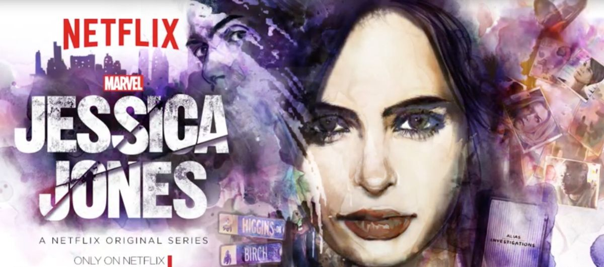 6 Reasons Why Every Feminist Should Watch 'Jessica Jones'