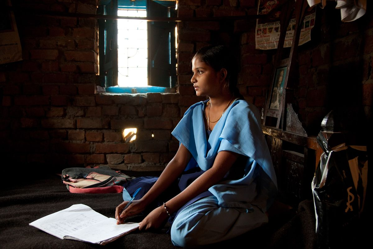 Girls In India Are Being Denied A Right To Education, And The World Needs To Listen