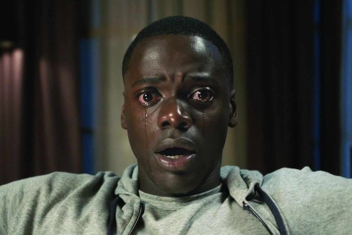Some Oscar Voters Didn't Even Watch 'Get Out'