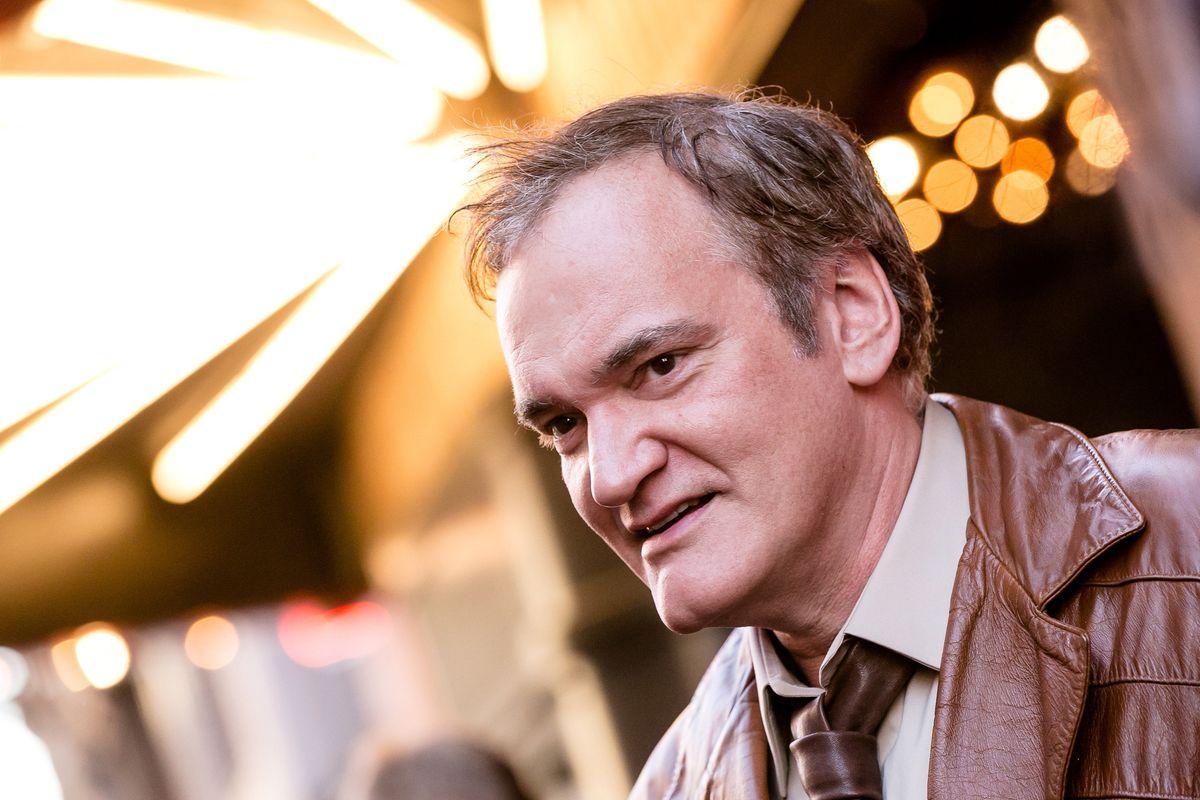 Tarantino's New Film Stars (You Guessed It) White Hetero Men