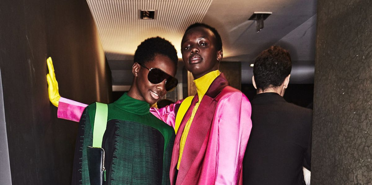Go Behind-the-Scenes at Lanvin