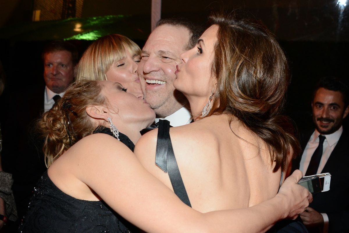 Harvey Weinstein and 'Casting Couch' Appear in Hollywood