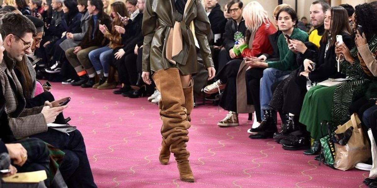 Y-Project Makes a Case For Thigh-High Stiletto UGGs