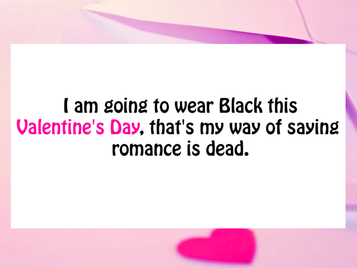 10 Things To Do When You're Single on Valentine's Day