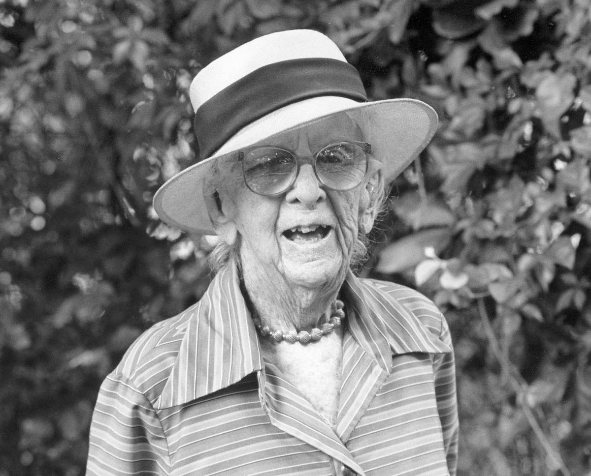 We Should All Honor Marjory Stoneman Douglas's Life Of Activism
