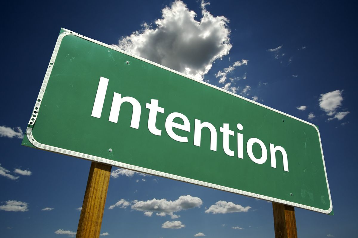 Looking for Intentions