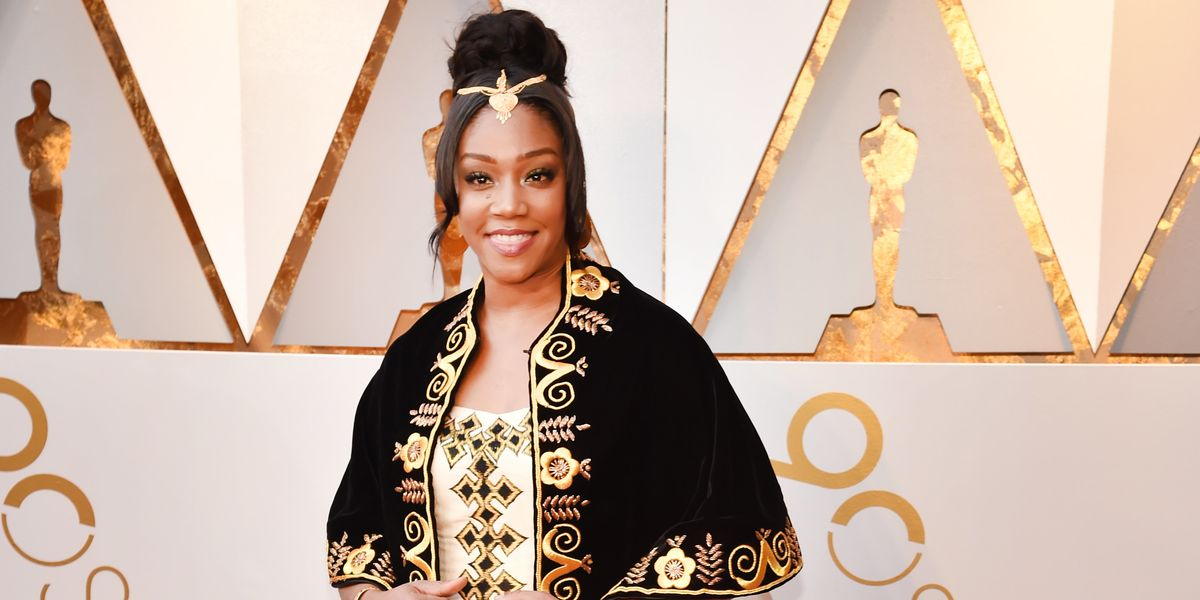 Tiffany Haddish Honors Her Eritrean Father at the Oscars