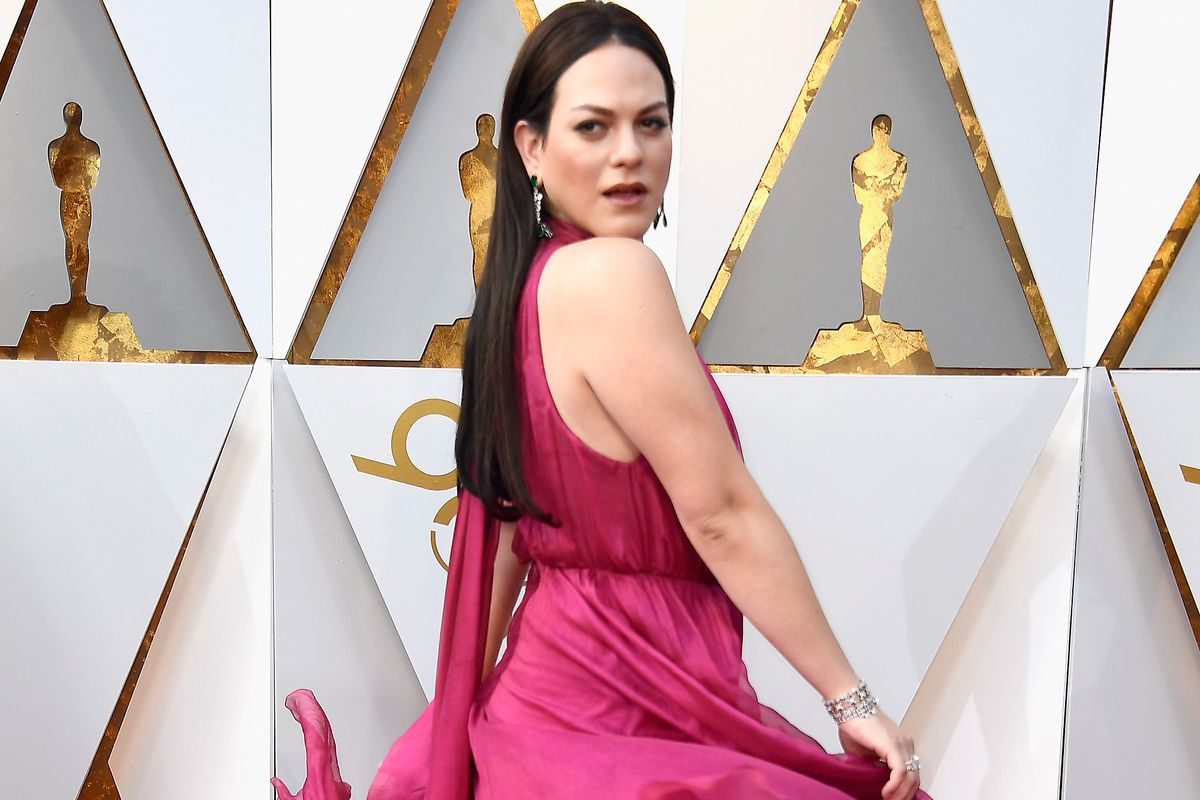 Daniela Vega Makes History as the Oscars' First Openly Transgender Presenter