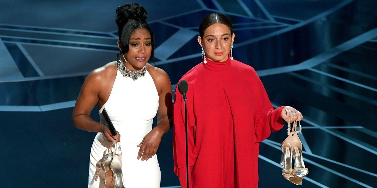 Tiffany Haddish's Oscars Dress Sure Looked Familiar