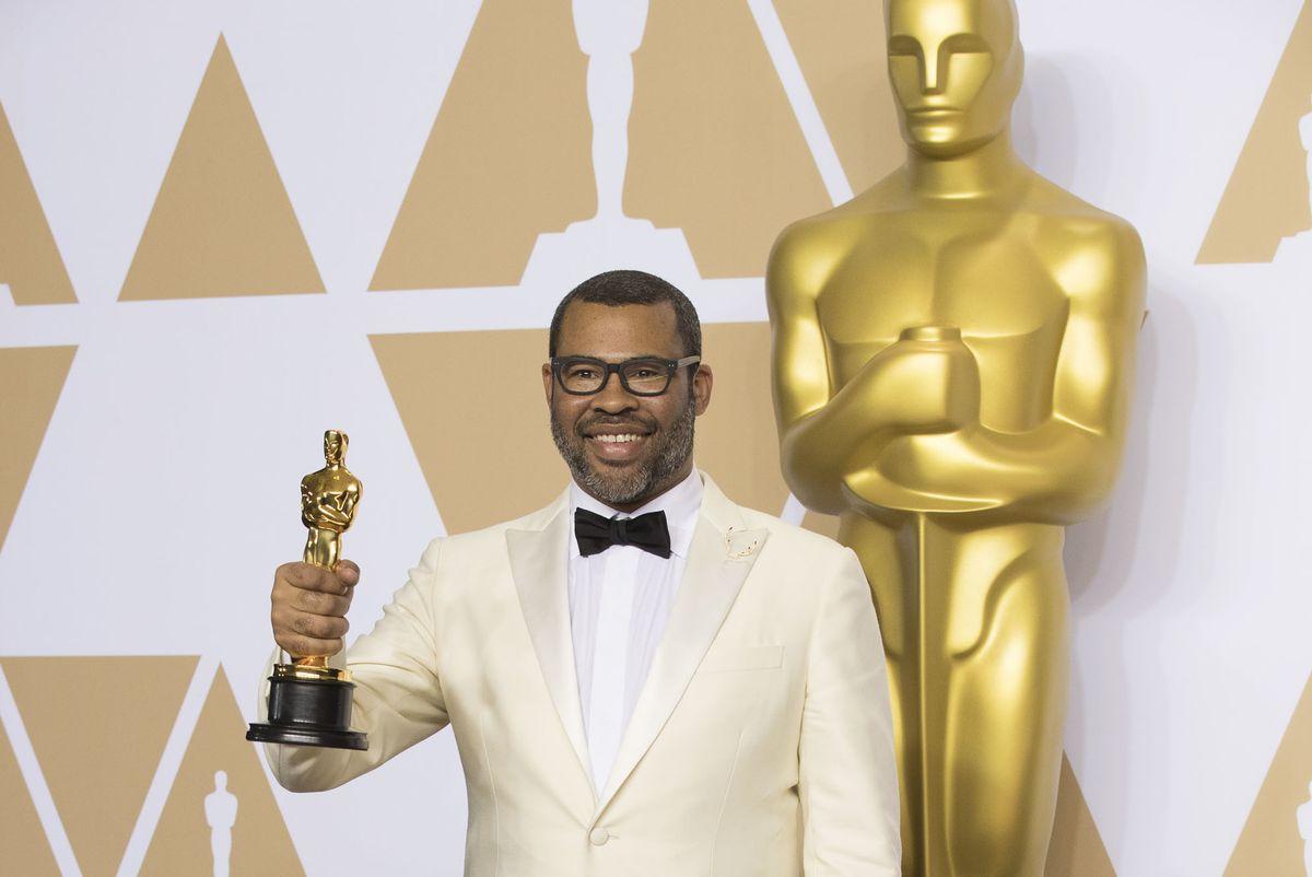 Jordan Peele Is the First Black Winner of Best Original Screenplay