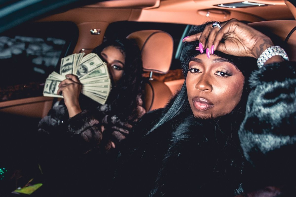 La'Britney and Kash Doll Won't Tolerate Any Hate