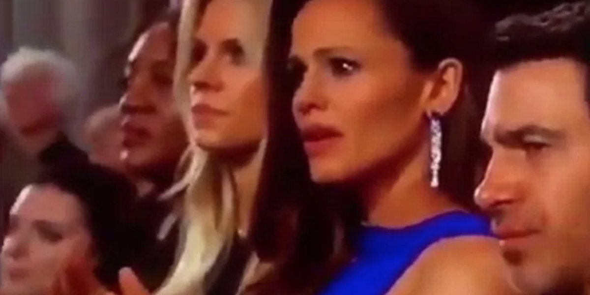 12 Things Jennifer Garner Was Probably Thinking at the Oscars