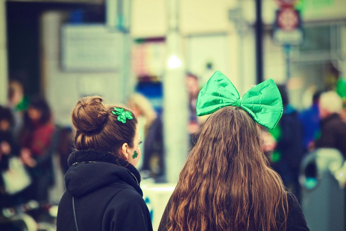 This St. Patrick's Day Wear Green And Stay Informed With These Fun Facts