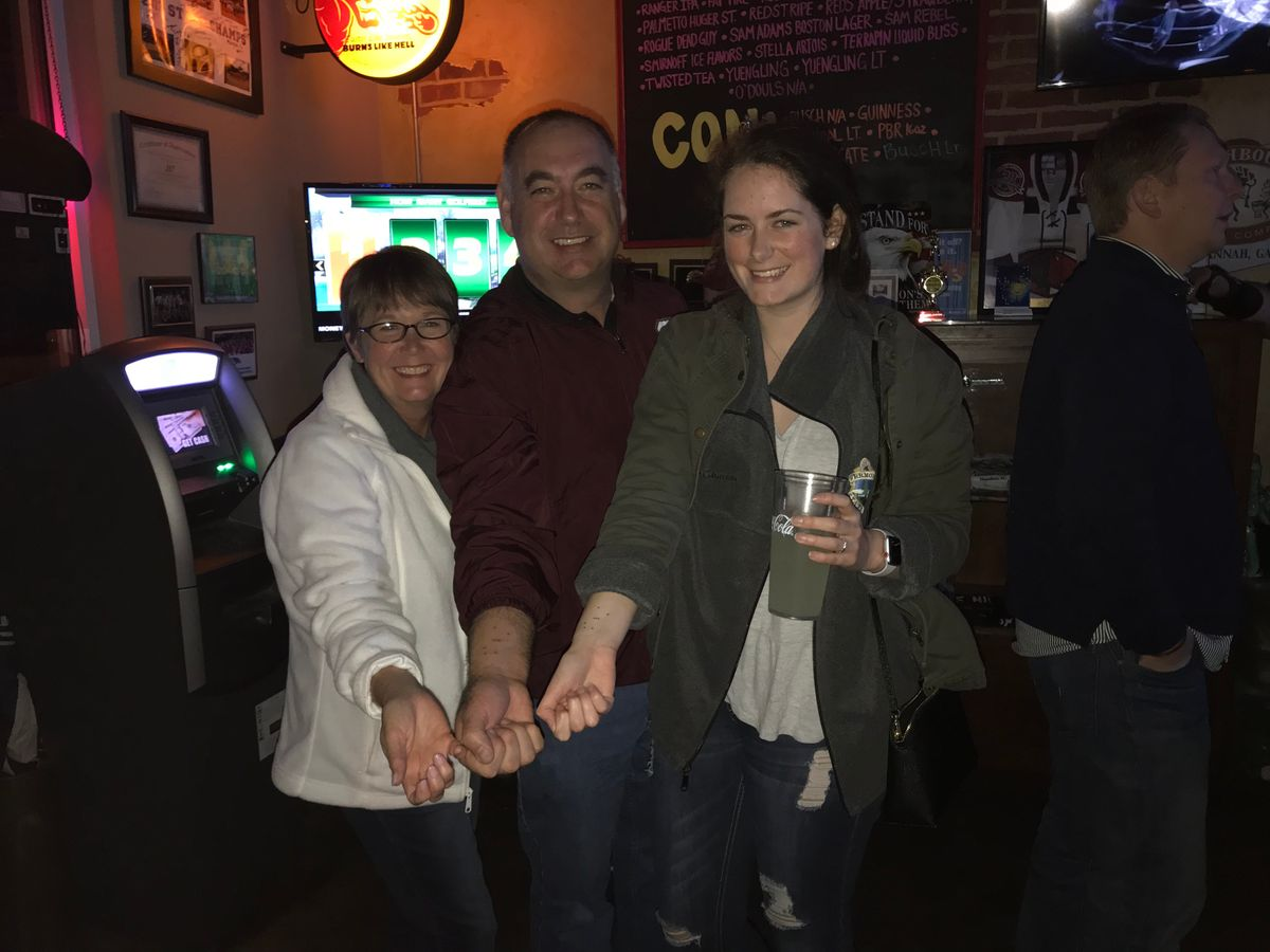 I Got My First Tattoo... With My Parents